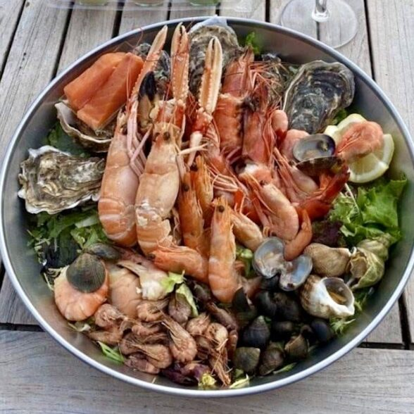 Plateau de Fruits de Mer « Belle Escapade » – 1 pers.