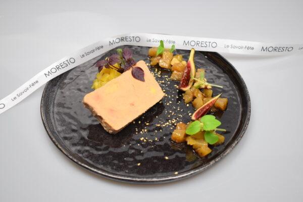 Assiette de Foie Gras frais Maison