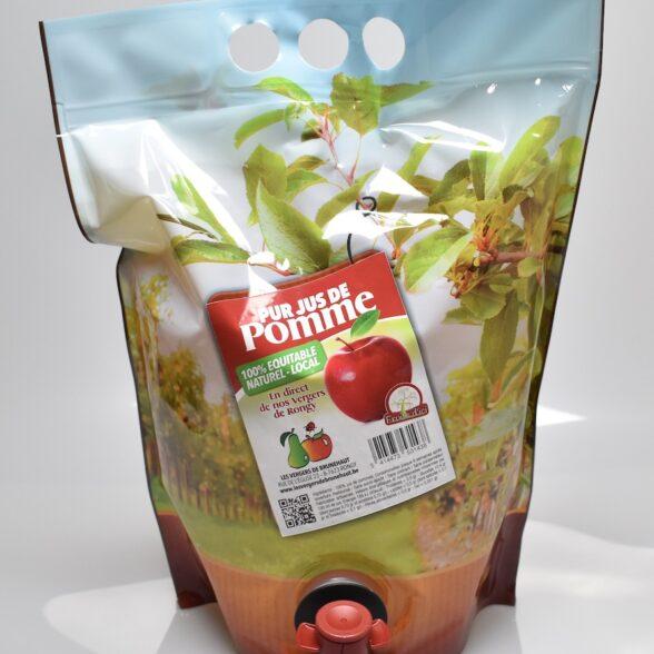 Jus de Pommes-Poires artisanal 3 L