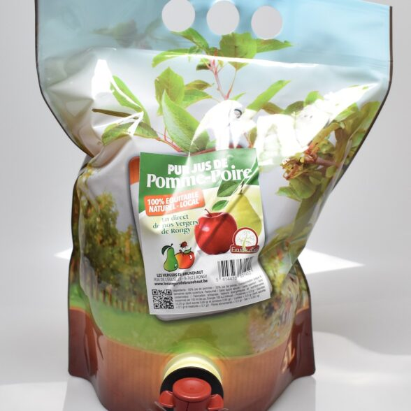 Jus de Pommes artisanal 3 L