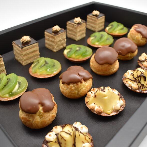 Plateau de 20 mini-Pâtisseries