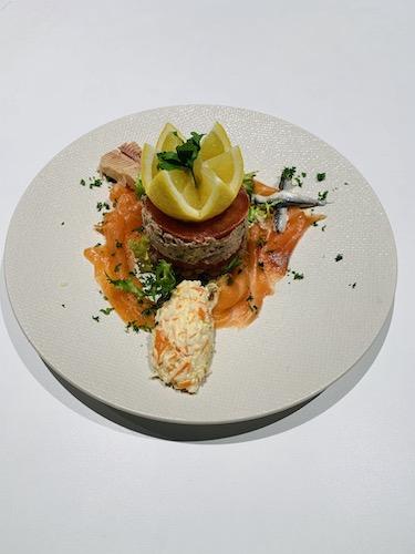 Assiette nordique