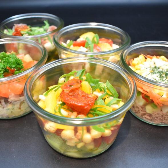 Salade de Taboulé, Menthe et Citron vert (froid)